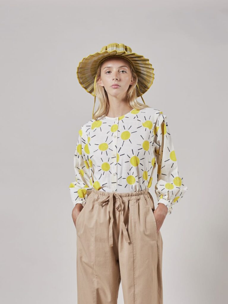 sun shirt bobo choses ss21
